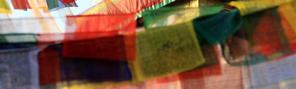 Mudras + Tibet